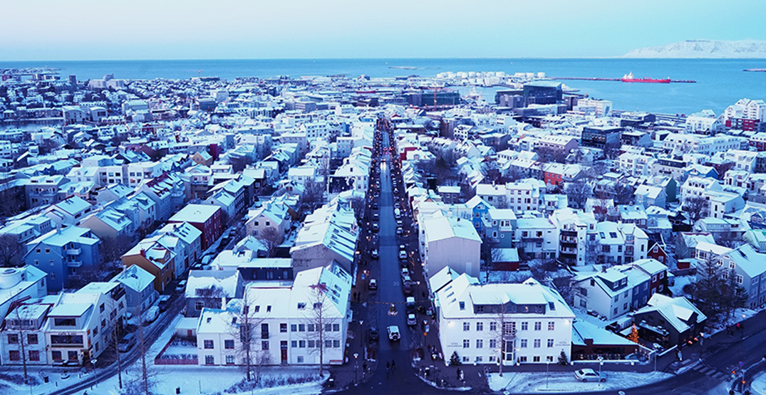Reykjavik's once humble fishing district is now a debonair home for travellers