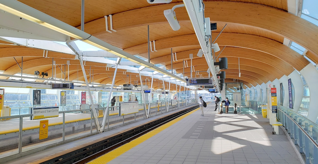 SkyTrain's Brentwood Station to undergo major renovation for increased capacity