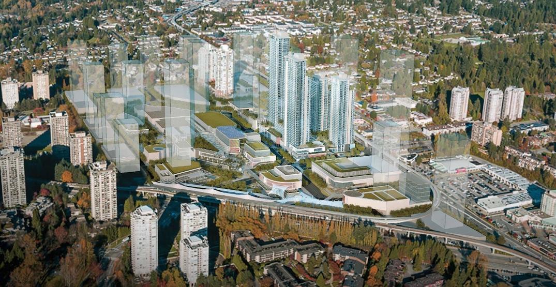 Coronavirus threat halts all construction work at major Metro Vancouver development