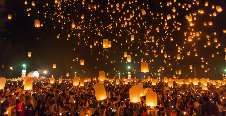 5 international festivals around the world to add to your travel bucket list