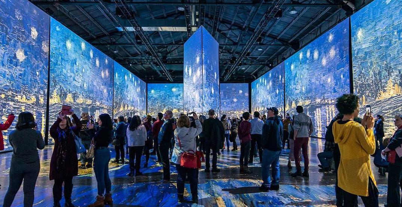 Imagine Van Gogh exhibit to spend the summer in Quebec City