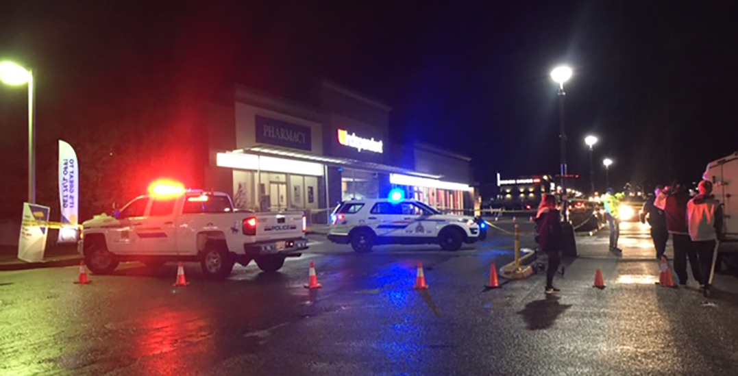 2-year-old girl struck and killed in Squamish parking lot