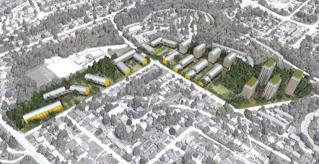 Over 2,300 new homes in 18 buildings proposed for Port Moody redevelopment