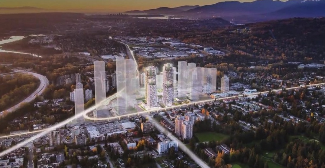 Construction resumes at Burnaby development after negative coronavirus test