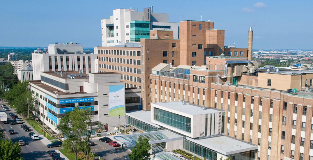 85K signature petition wants partners allowed in delivery rooms at Jewish General Hospital