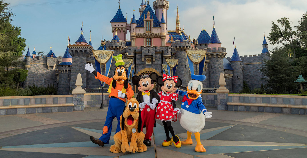 New non-stop daily flights from Vancouver to Disneyland Anaheim
