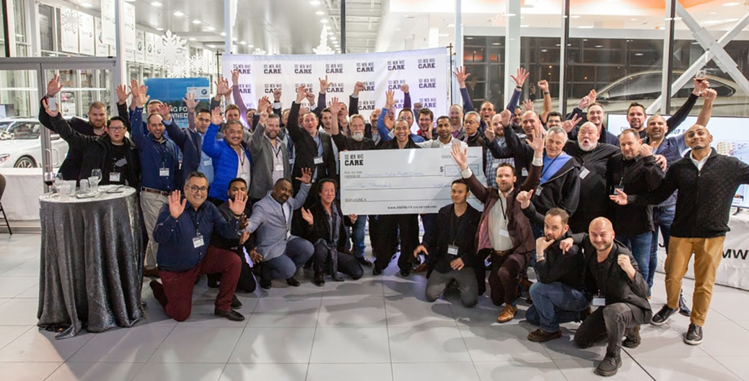 Here's how 100 Men Who Care makes a difference in Vancouver