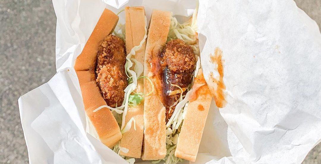 Jpanini food truck is bringing Japanese-style sandos to Portland
