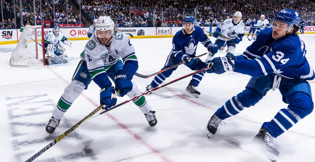 Analyzing which defensive pairs give the Canucks the best chance of winning