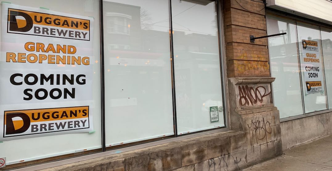 Parkdale's only beer store to reopen above-ground location