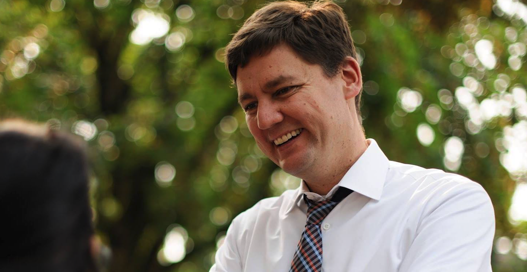 We can still blame the BC Liberals for a lot, according to David Eby