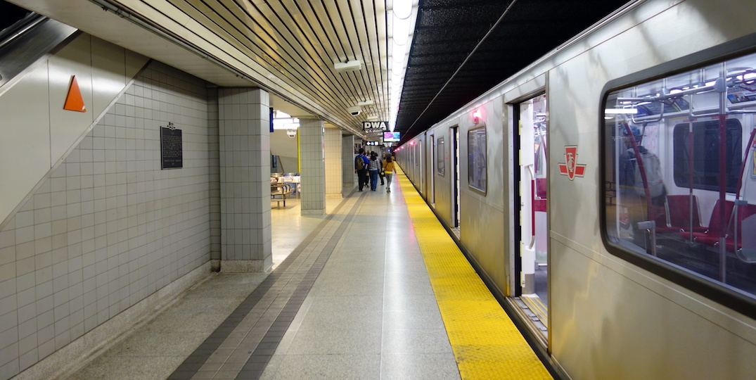 Several TTC subway stations scheduled for closures this weekend