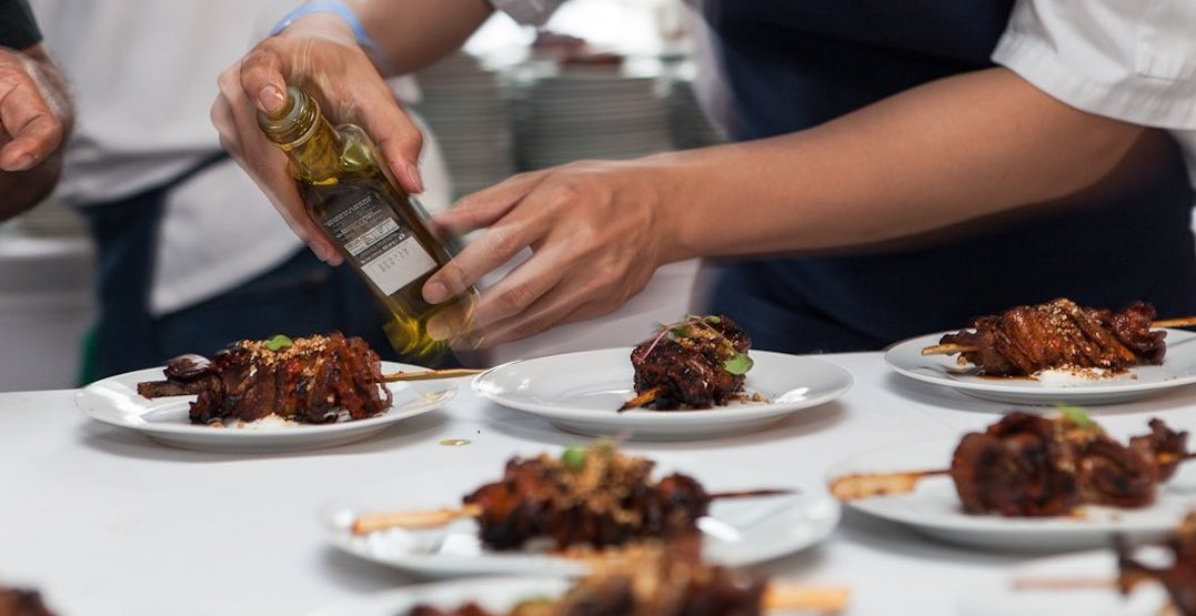 An indulgent gourmet tasting event is coming to Toronto June 14