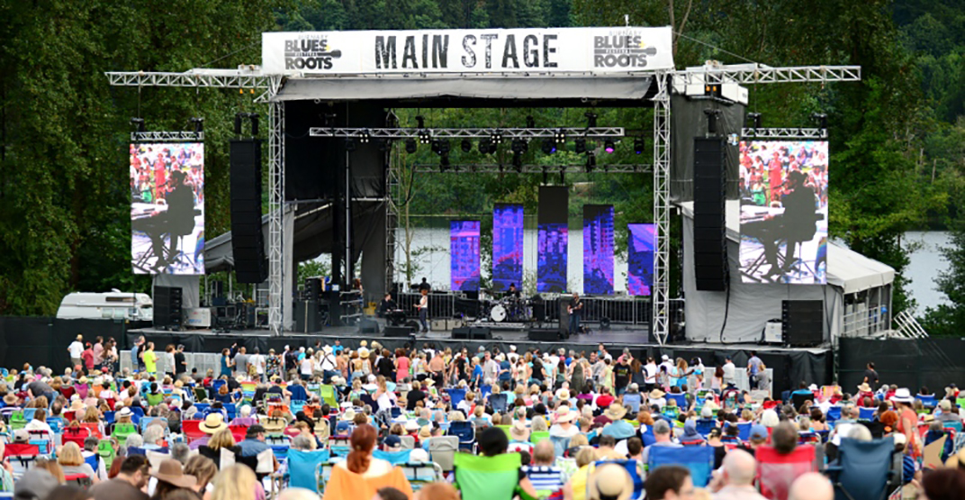 Win tickets to Burnaby Blues & Roots Festival for August long weekend (CONTEST)