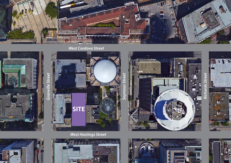619-685 West Hastings Street Vancouver