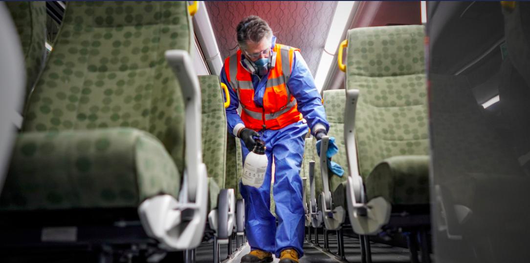 Metrolinx bus driver tests positive for coronavirus