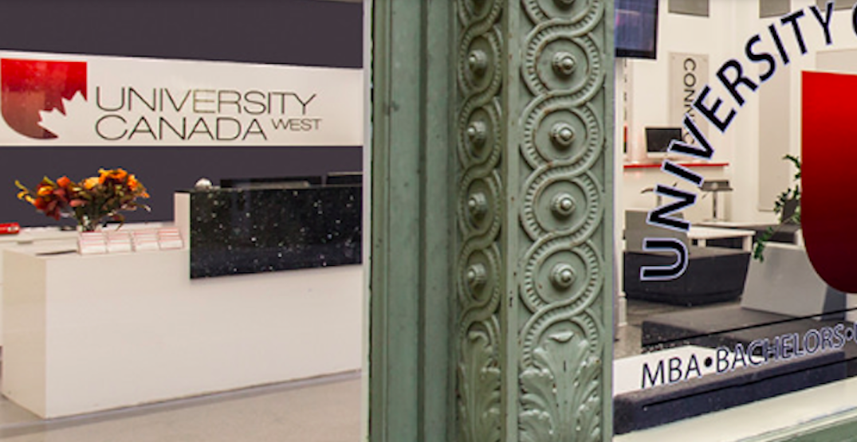 University Canada West closes campuses amid coronavirus concerns