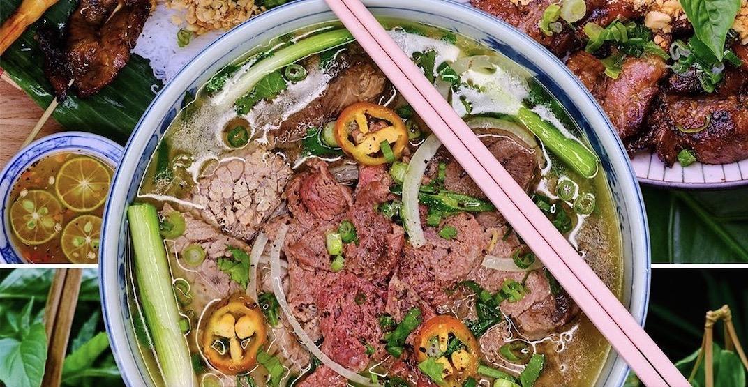 Bonjour Vietnam Bistro is opening soon on Fraser Street