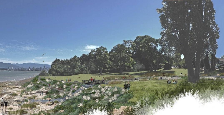 Vancouver Park Board to revive Kitsilano creek that flows into English Bay