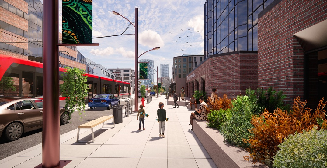 City hosting Green Line open house events this March (RENDERINGS)