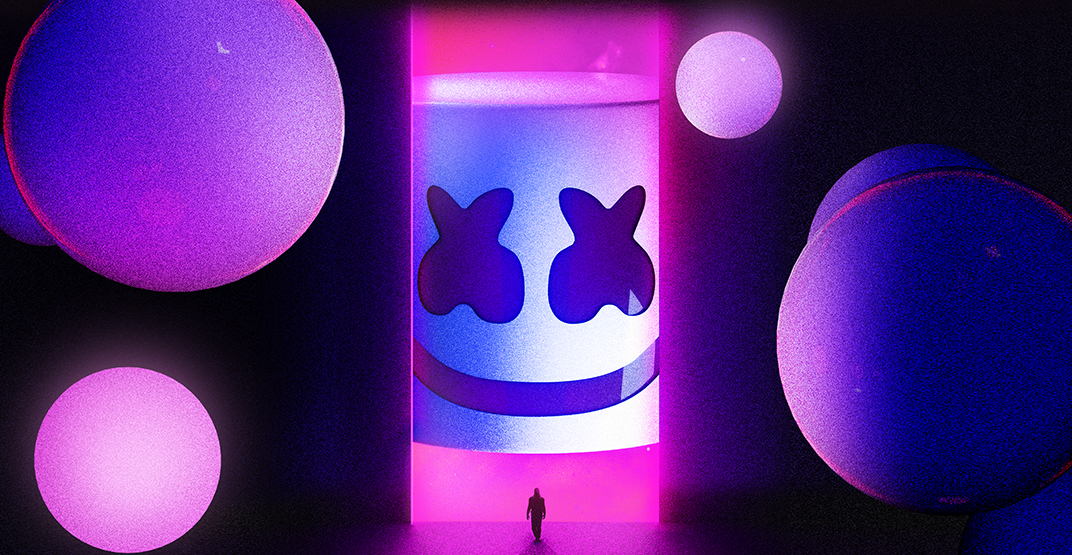 Marshmello announces Vancouver stop on North American tour