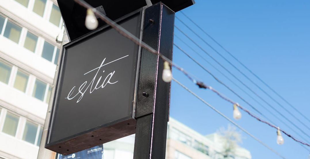 Yorkville's upscale Mediterranean restaurant Estia suddenly shutters