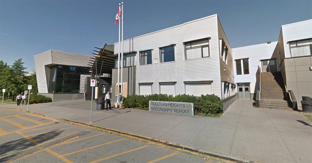 Surrey secondary school issues coronavirus advisory