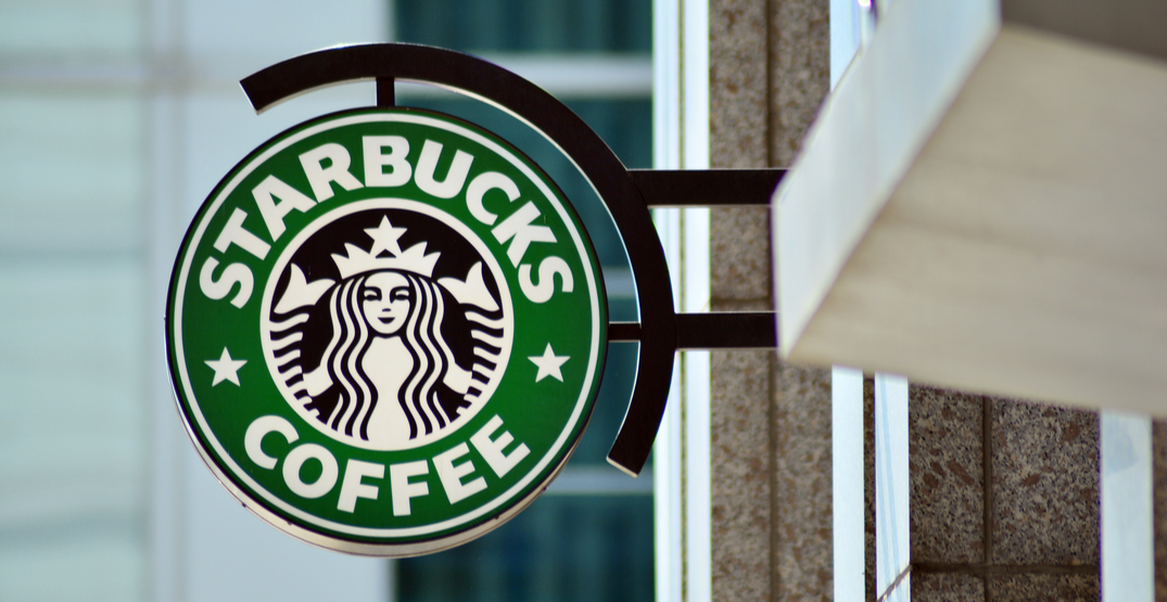 Starbucks is officially closing all of its cafes across Canada