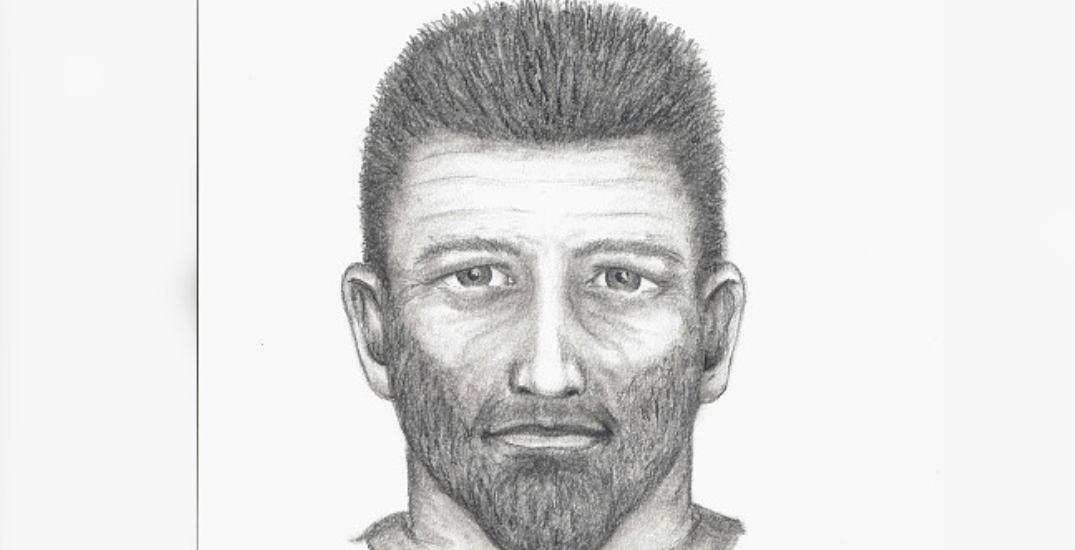 Burnaby RCMP search for man involved in alleged indecent act