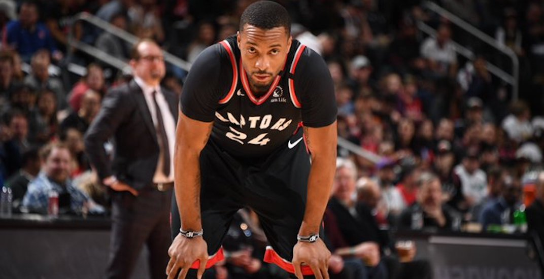 NBA names Norman Powell and LeBron James 'Players of the Week'