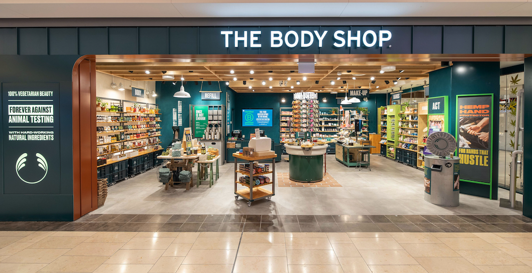 The Body Shop opens first North American concept store in Vancouver (PHOTOS)