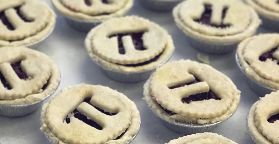 Where to celebrate Pi Day in Calgary on March 14