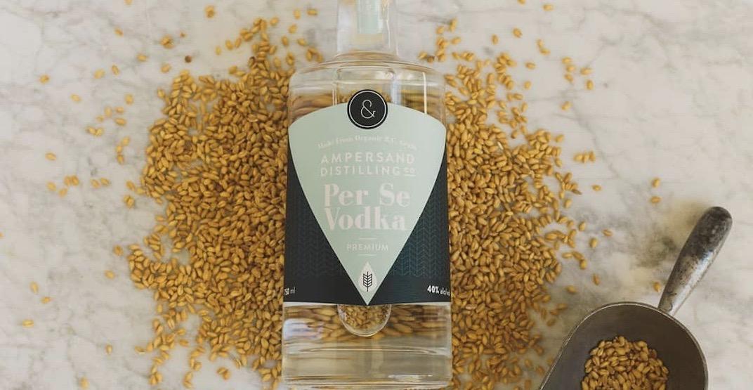 Ampersand Distilling Co. wins big at the 2020 World Vodka Awards