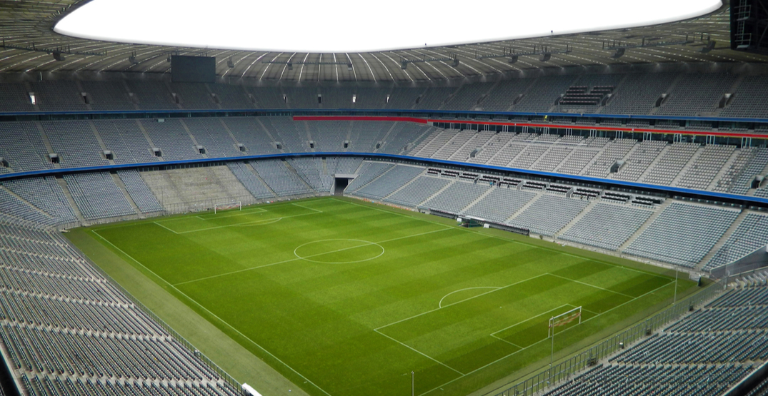 Virus concerns to see European soccer games played in empty stadiums