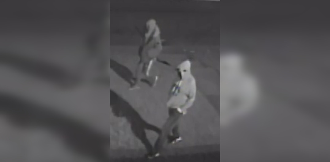 2 men wanted after alleged arson at collision reporting centre in Scarborough