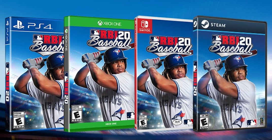Blue Jays' Vladimir Guerrero Jr. gets his own video game cover