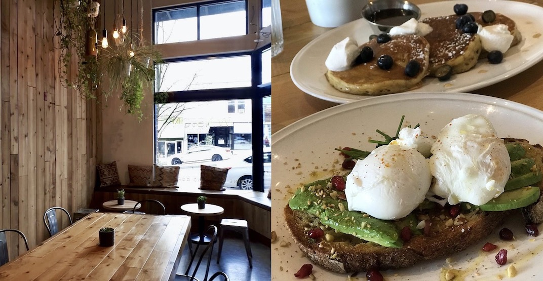 "New food-forward coffee shop ""Winston"" opens in North Vancouver"
