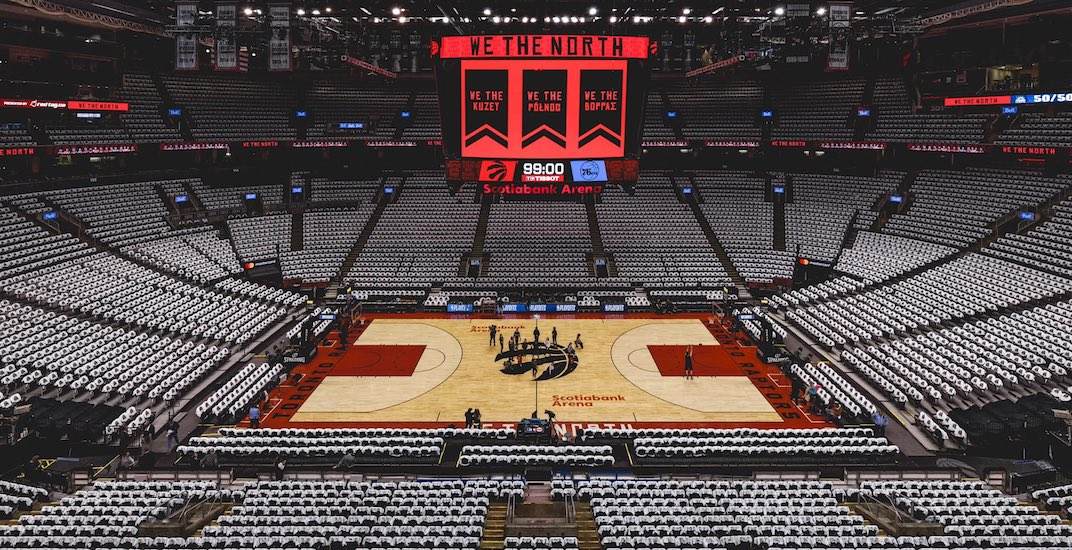 Toronto Raptors to begin upcoming season playing out of Tampa Bay