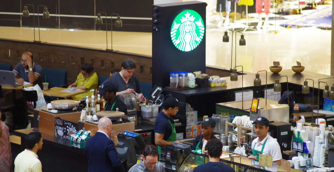 "Starbucks is prepared to ""modify operations"" in stores amid coronavirus"