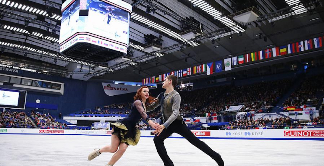 The upcoming World Figure Skating Championships in Montreal have been cancelled