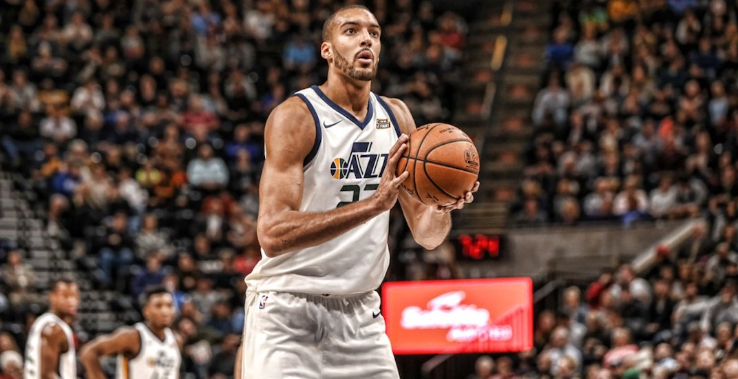 NBA's Rudy Gobert, who tested positive for coronavirus, apologizes for previous behaviour