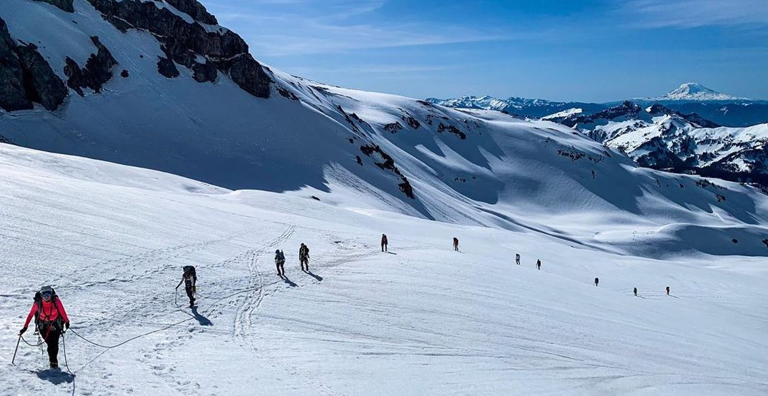 Wonderful Washington: Strengthen your climbing skills at the Nisqually Glacier