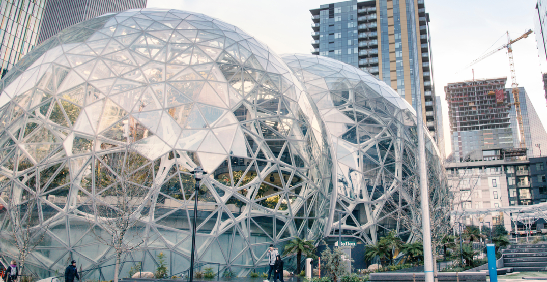 Amazon is creating a relief fund to help small businesses in Seattle