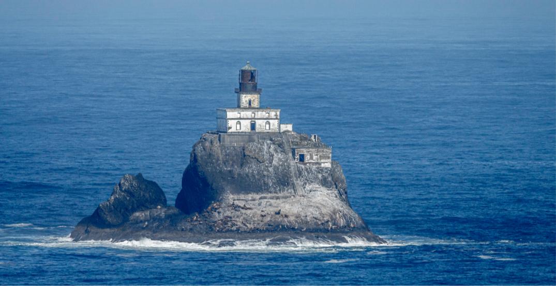 Outstanding Oregon: Tillamook Rock Lighthouse guards our coast