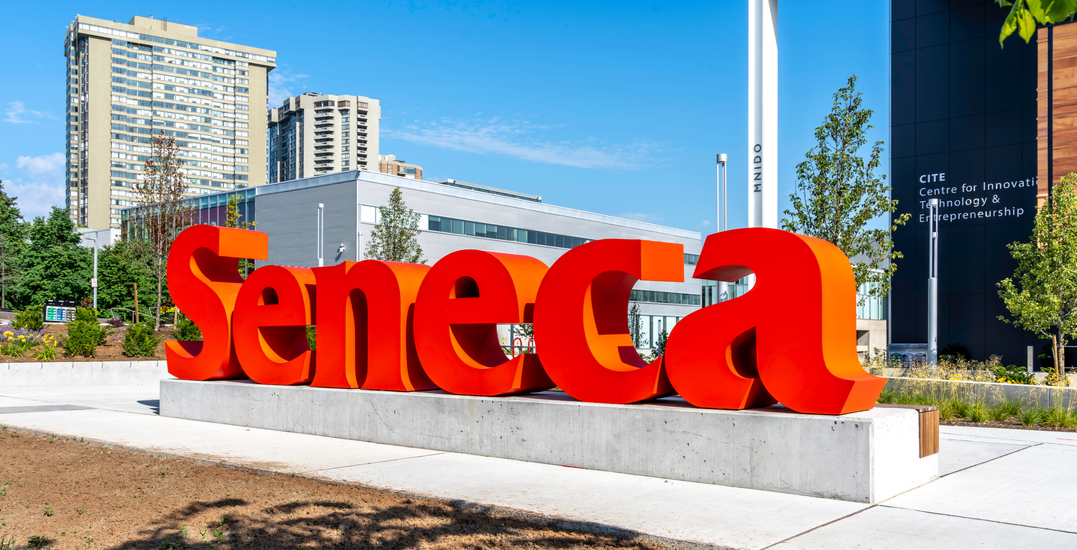 Seneca College suspends week of classes before moving online-only