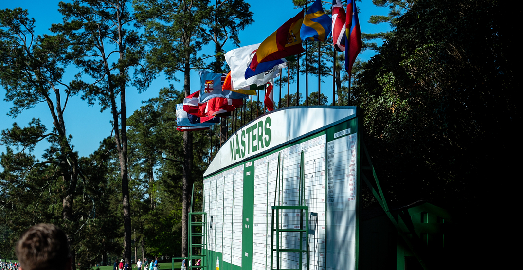 The Masters postponed as coronavirus continues to affect the sporting world