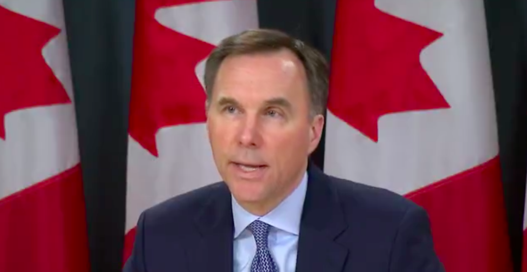 Bill Morneau resigns as federal finance minister