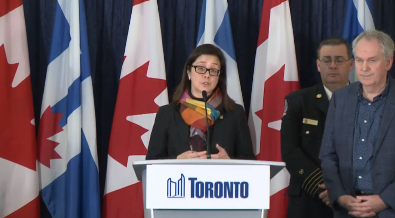 Toronto closing major city services amid coronavirus pandemic