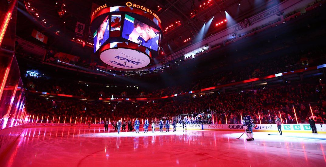How the Canucks plan to help part-time arena staff during coronavirus hiatus