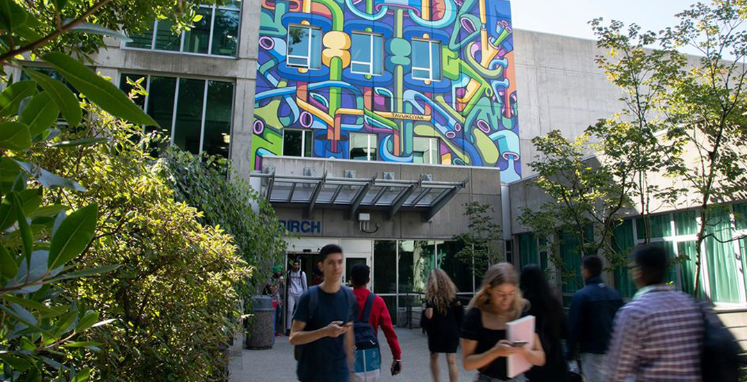 Capilano University pauses classes and prepares to move online